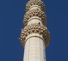 A minaret by rasim1