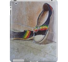 Old Shoes iPad Case/Skin