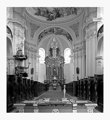 Virgin Mary Visitation Church, Hejnice, Czech Republic Photographic Print