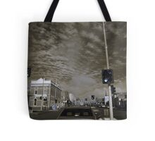 Beauty in Urban setting Tote Bag