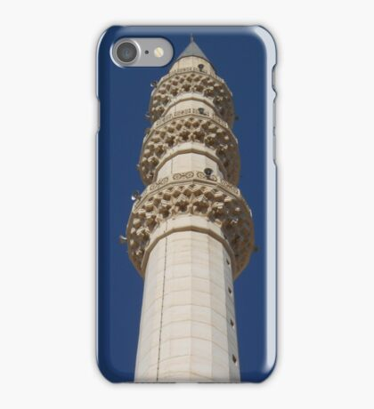 A minaret iPhone Case/Skin