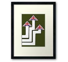 Mod's Army Framed Print
