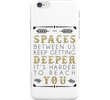 FOUR Spaces iPhone Case/Skin