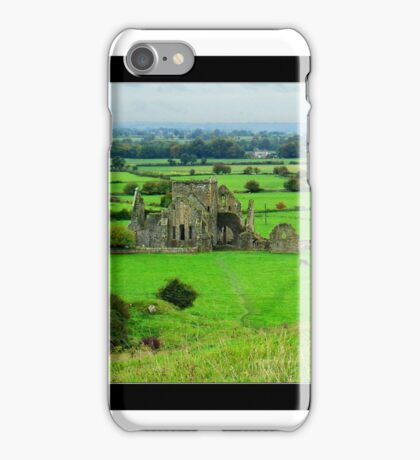 Irish landscape iPhone Case/Skin