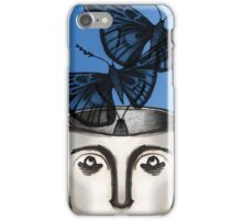 Let it out iPhone Case/Skin