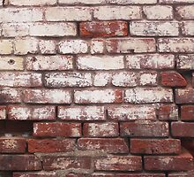 Broken Wall 1 by Stephen Mitchell