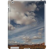 Monument Valley and Clouds2 iPad Case/Skin