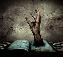 Book Of The Dead by VoodooPlastik
