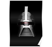 By Your Command - Classic Cylon Centurion Poster