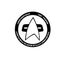 Star Trek - Deep Space Nine - The Defiant by Lightningbarer