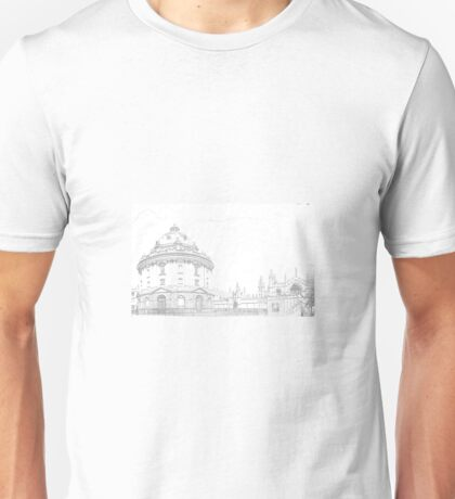 Radcliffe Camera Lined T-Shirt