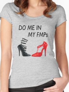 FMPs Women's Fitted Scoop T-Shirt