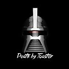 Death by Toaster - Cylon Centurion by simonbreeze