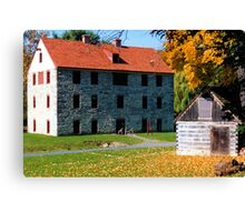 The Tannery Canvas Print
