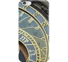 Time and Death iPhone Case/Skin