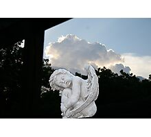Angel Rays FEATURED!! Photographic Print