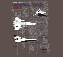 Owners Manual - Colonial Viper MKII by simonbreeze