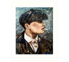 Thomas Shelby Art Print