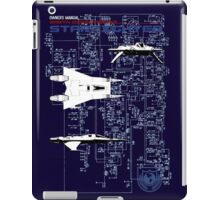 Owners Manual - Earth Directorate Starfighter iPad Case/Skin