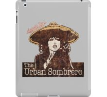 The Urban Sombrero iPad Case/Skin