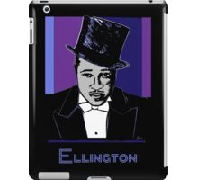 Duke Ellington Portrait iPad Case/Skin