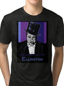Duke Ellington Portrait Tri-blend T-Shirt