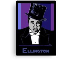 Duke Ellington Portrait Canvas Print