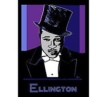 Duke Ellington Portrait Photographic Print