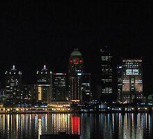Louisville Skyline 2 by M. Stephanie Kellerman