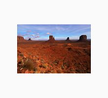 Monument Valley and Clouds3 Unisex T-Shirt