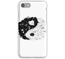 YingYang iPhone Case/Skin