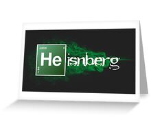 He isenberg Greeting Card