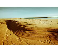 Tide Ends Photographic Print