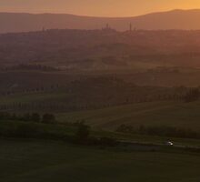 Tuscany Italy by Prussia