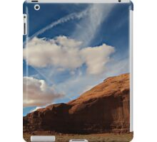 Monument Valley and Clouds4 iPad Case/Skin