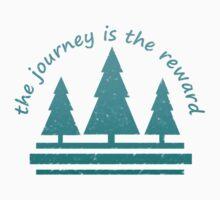 The Journey Tee by Jan Landers