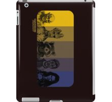 Rad Guardians iPad Case/Skin