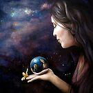 Pleiades by Katia Honour