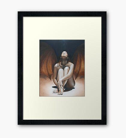 Night Creature Framed Print