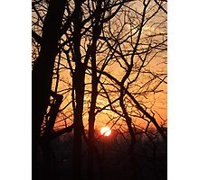 sunrise - Lancashire Photographic Print
