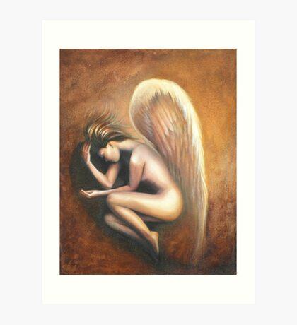 Angel Heart Art Print