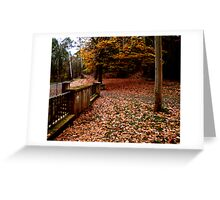 Parkway I Greeting Card