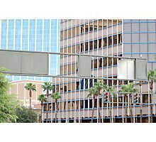 Downtown Tucson Photographic Print