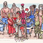 Street Fighter 2 - Reunion Edition by dotmund