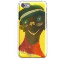 happiness is a smile iPhone Case/Skin