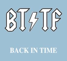 Back in Time One Piece - Short Sleeve