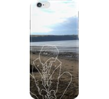 Distant Girl iPhone Case/Skin
