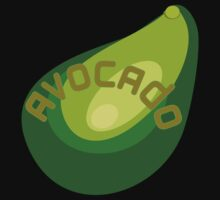 AVOCADO FRUIT  by SofiaYoushi