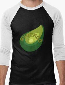 AVOCADO FRUIT  Men's Baseball ¾ T-Shirt