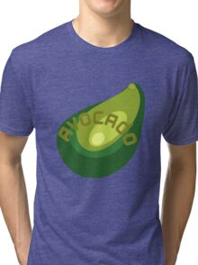 AVOCADO FRUIT  Tri-blend T-Shirt